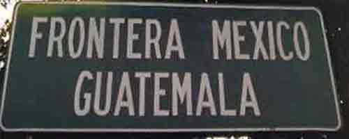 Imagen-Olvidada, frontera Mexico-Guatemala, lleva 3 anos sin vigilancia