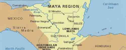 Imagen-Video Mexico: Descubren una ciudad maya nunca mencionada en las cronicas