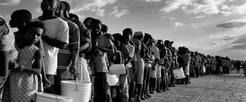 Imagen-Condenan el Informe de la ONU sobre Haiti