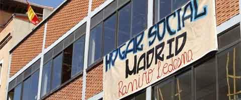Imagen-Espana: El desalojo nazi no calma la preocupacion de los vecinos de Tetuan