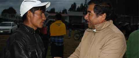 Imagen-Cajamarca: Entrevista a Segundo Valle Cortes
