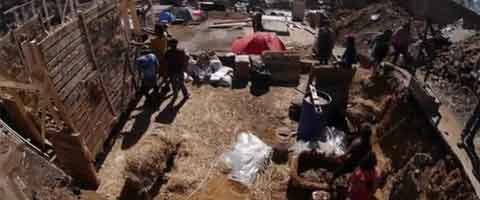 Imagen-Chile: Arquitectos reconstruyen Valparaiso con material reciclado