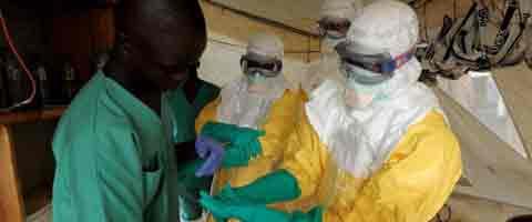 Imagen-La epidemia del Ebola expone la patologia del sistema economico y politico mundial