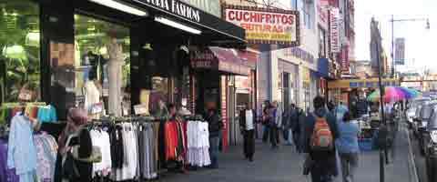 Imagen-USA: Como es el Spanish Harlem, la zona mas latina de Nueva York