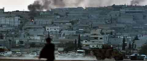 Imagen-La ciudad de Kobane necesita apoyo internacional