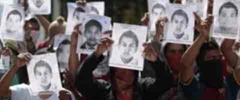 Imagen-La desaparicion de 43 estudiantes, el fascismo y la respuesta popular en Mexico