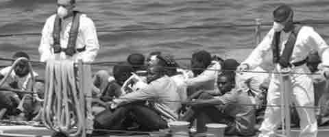 Imagen-La familia de Malta que agoto su fortuna rescatando inmigrantes en el Mediterraneo