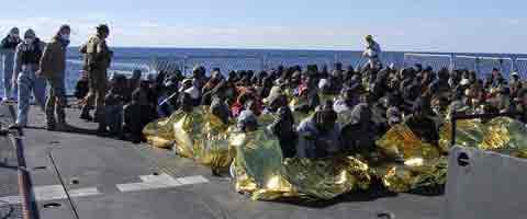 Imagen-ONU pide explicaciones a Espana por devoluciones en caliente y la violencia
